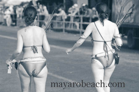 Trinidad Carnival Bikini