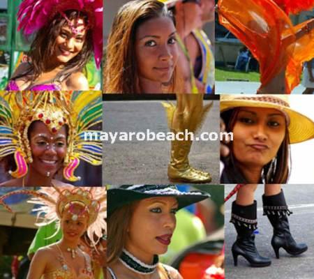 Trinidad Carnival 2008 Pictures