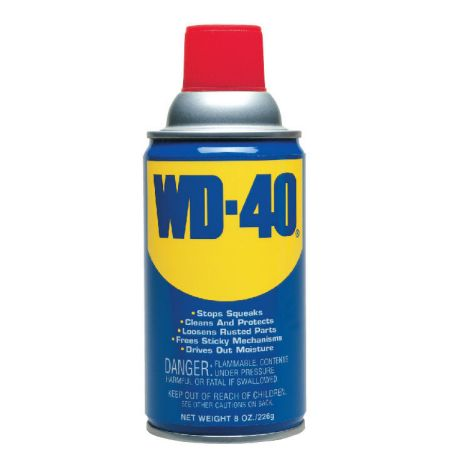 undecided wd-40