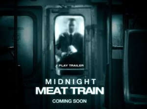 The Midnight Meat Train - Poster