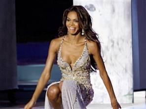 Miss USA Falls