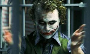 The Joker Claps