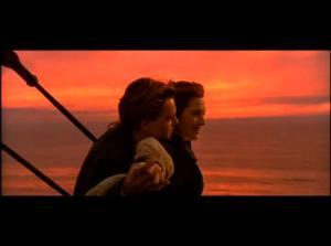 Titanic - A memorable scene