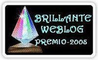 Brilliante Blog Award - 2008