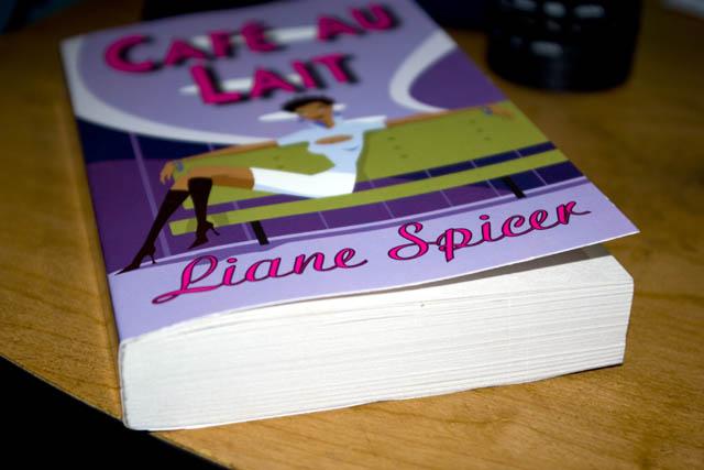 Cafe Au Lait by Liane Spicer