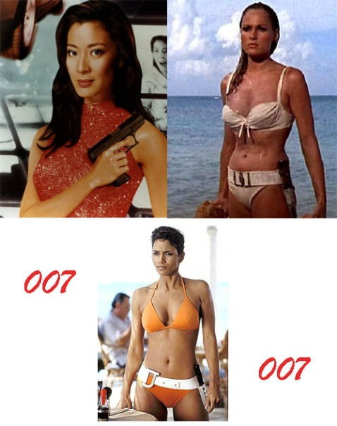 Bond Girls