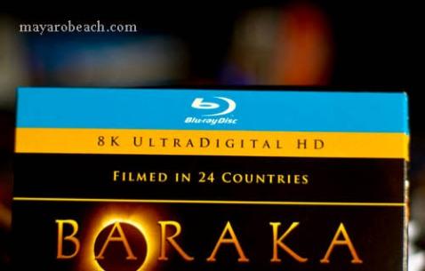 Baraka - now in Blue Ray