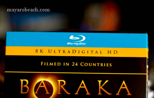 Baraka - now in Blue Ray