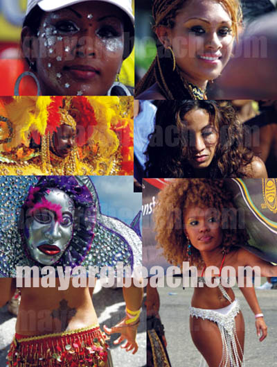 Trinidad Carnival 2009 Pictures