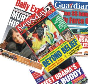 newspapers-trinidad-and-tobago