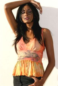 Valene Maharaj - Miss Trinidad and Tobago World 2007 title holder, and Miss World of the Caribbean for 2007
