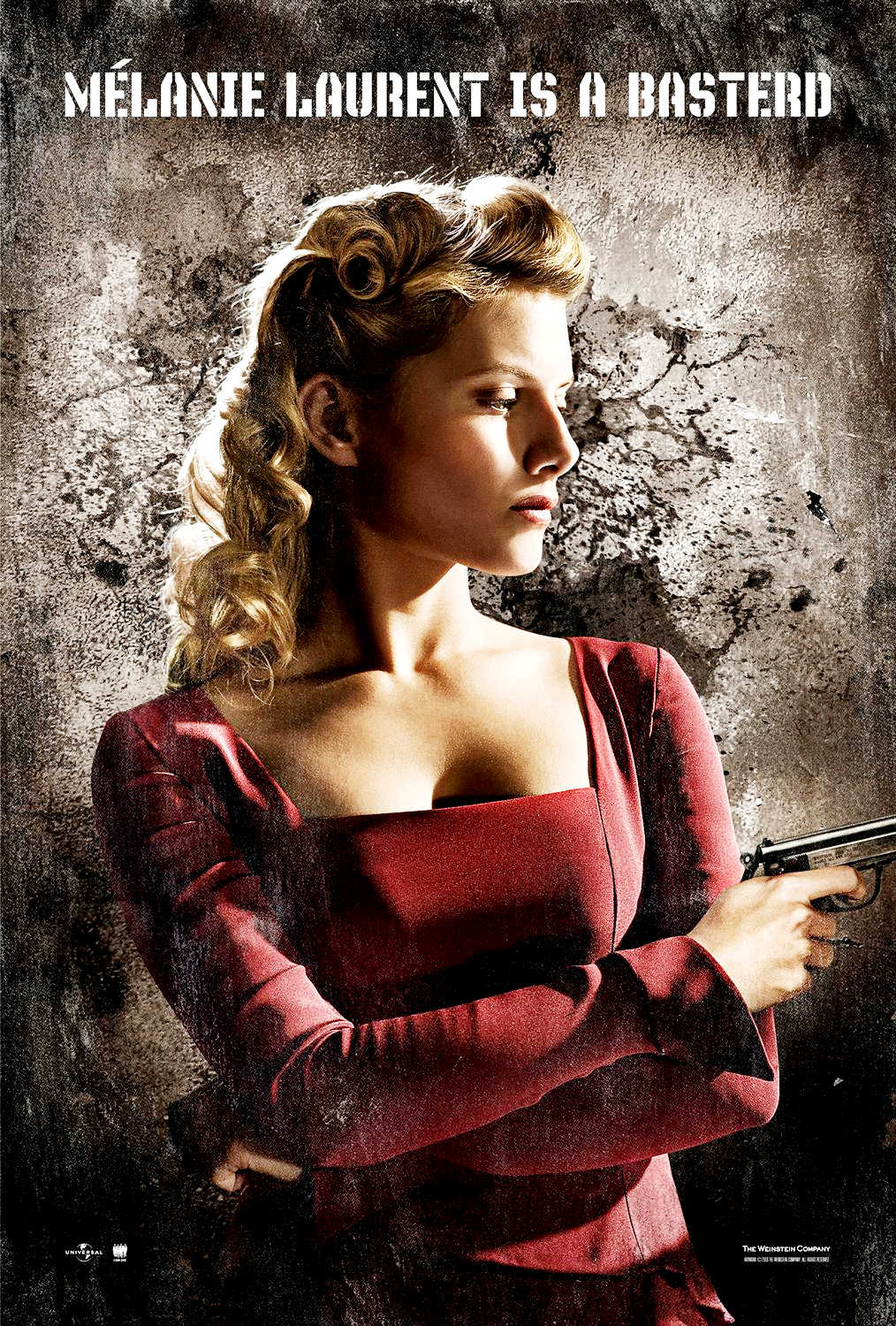 inglourious basterds poster04 Porn Video Review – Potrait of A Call Girl