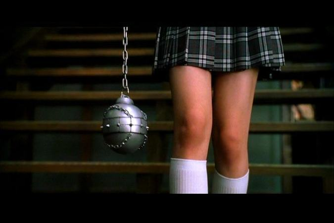 ball and legs - Kill Bill Vol 1