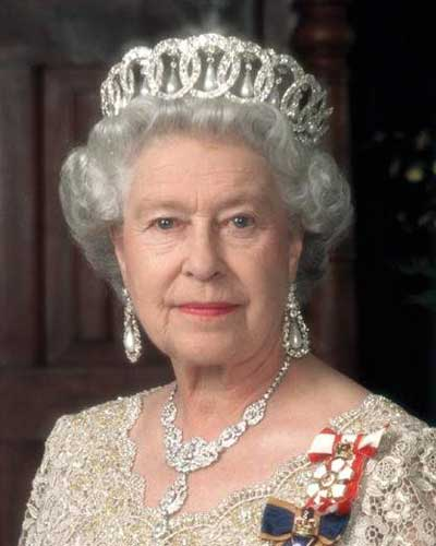 The Queen will be visiting Port of Spain and hoping not to have to battle with flood waters like a regular Citizen