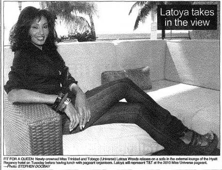 latoya-woods-miss-Trinidad-and-Tobago-Universe