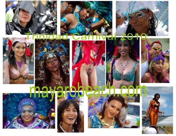 Trinidad Carnival 2010 Photos