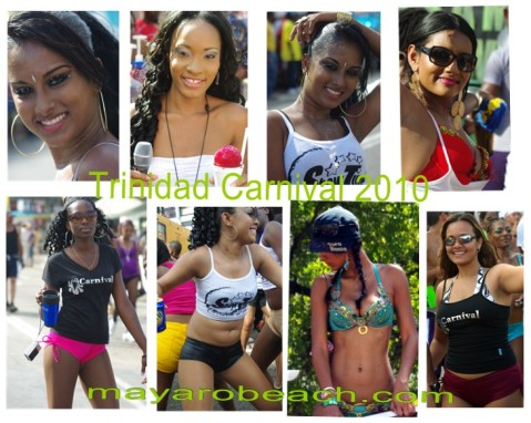 Trinidad Carnival 2010 Photos