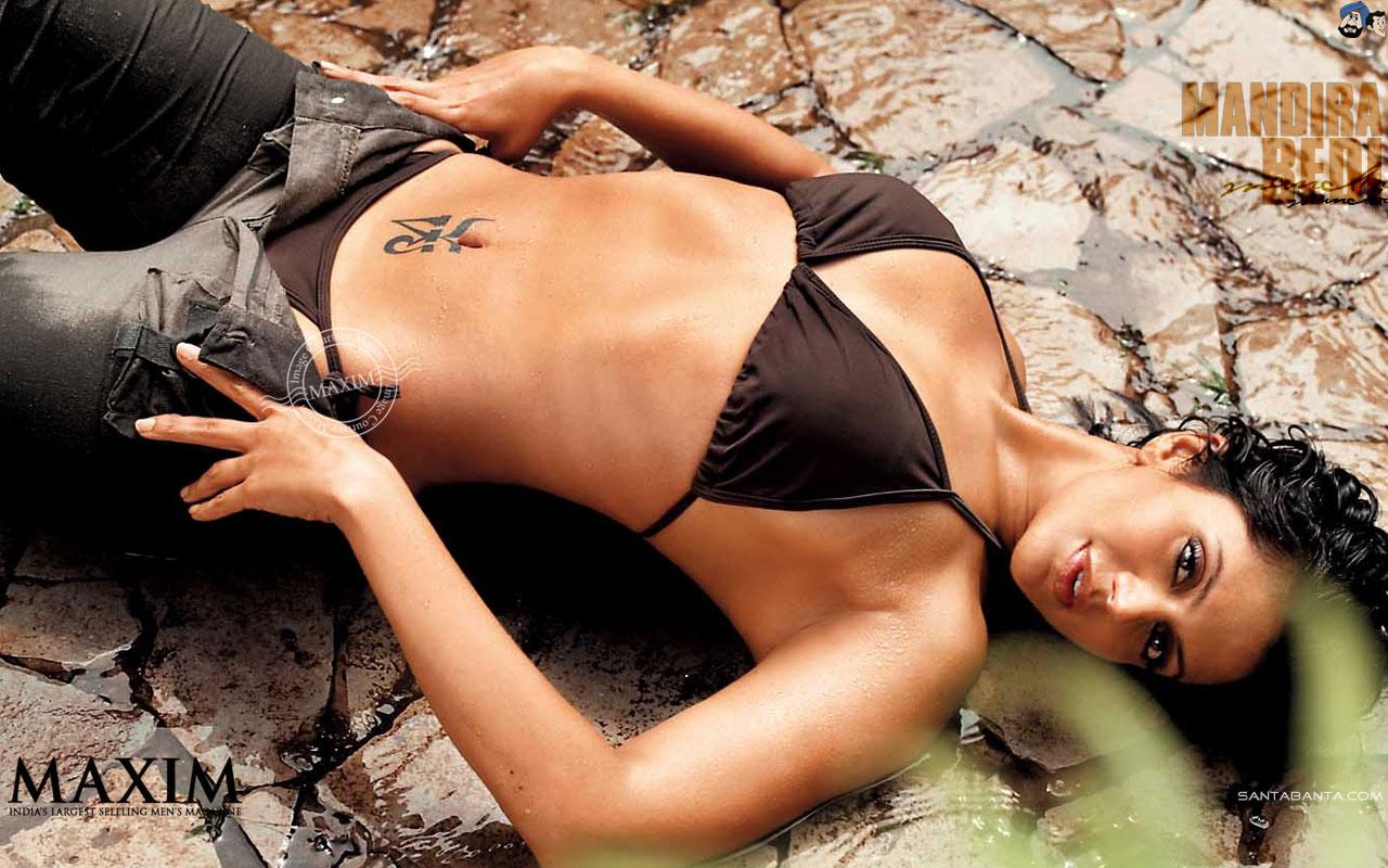 mandira bedi sex in beach