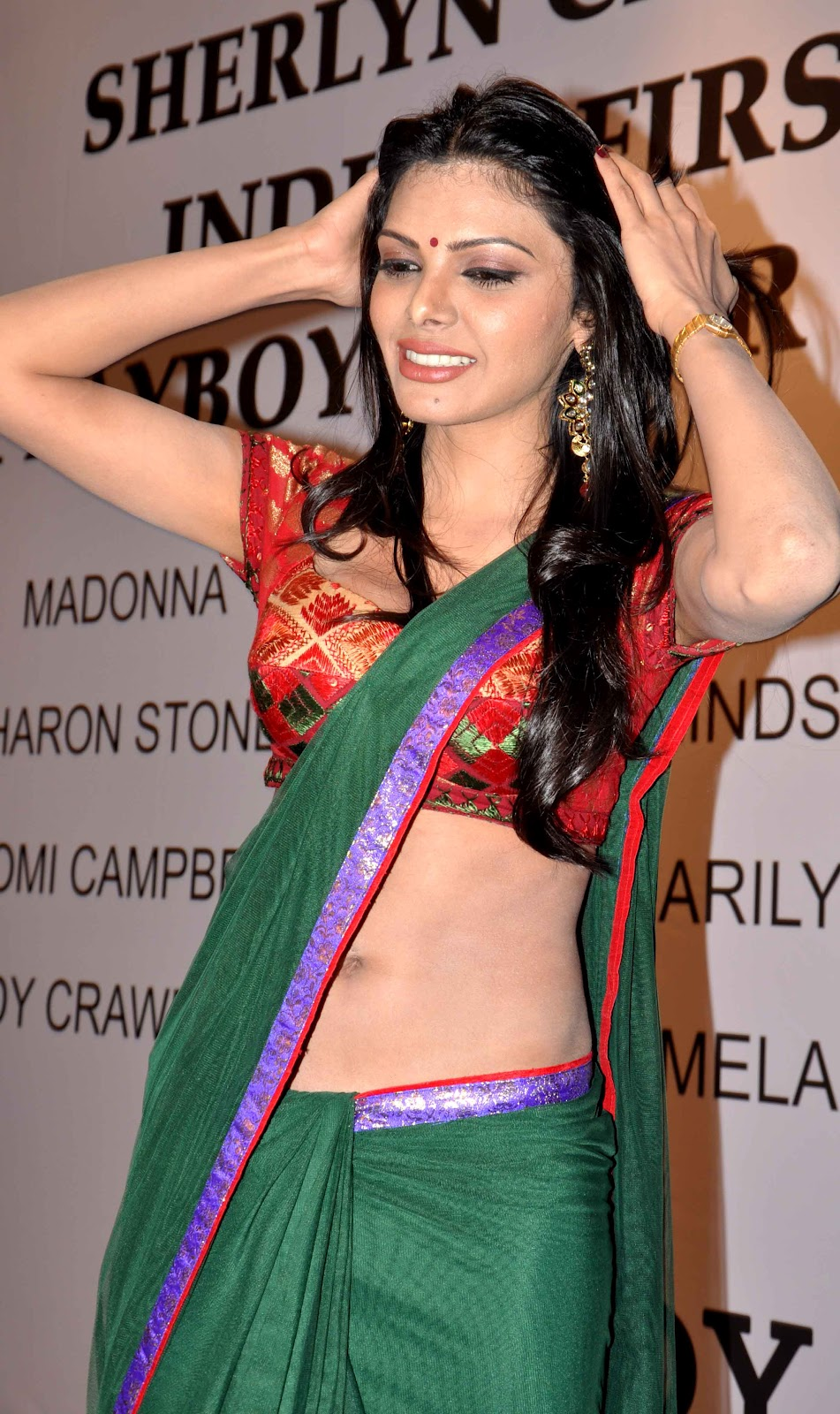 Tell Sherlyn chopra naked body apologise, but