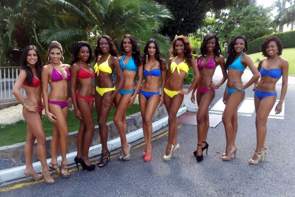 Miss Trinidad and Tobago 2012