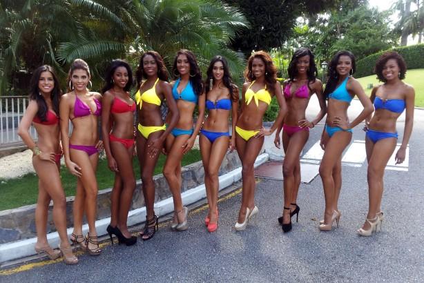 Miss Trinidad and Tobago 2012