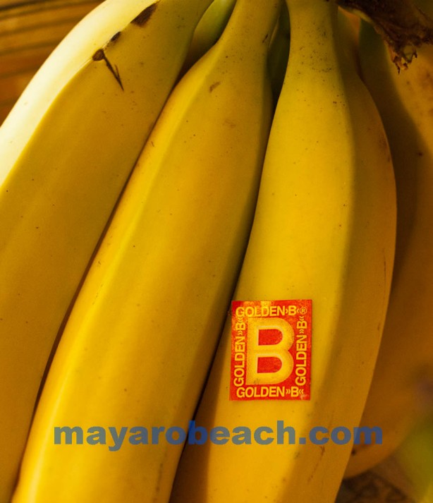 The almost-perfect foreign bananas