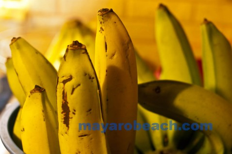 Bruised and banged up local bananas - some are almost as crooked as local politicians