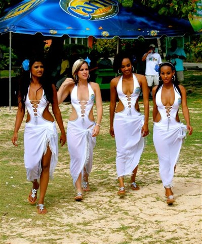 Carib Girls 2