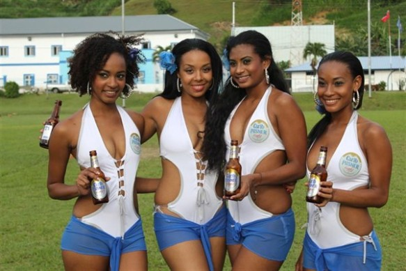 Carib Girls