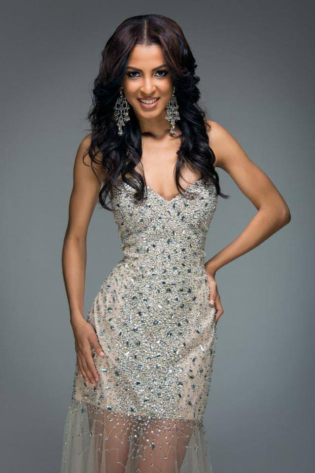 Miss World Trinidad and Tobago 2013 Sherrece Villafana