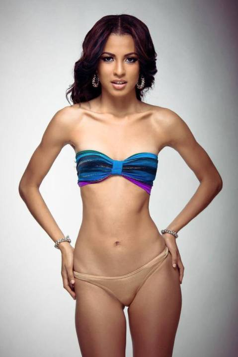 Miss. World Trinidad and Tobago 2013 Sherrece Villafana